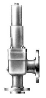Клапан предохранительный 17нж49п8
